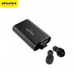Беспроводные наушники Bluetooth Awei T85 Black