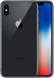 Смартфон Apple iPhone X 64GB Space Grey