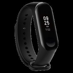 Фитнес браслет Xiaomi Mi Band 3 Black (черный) (International)
