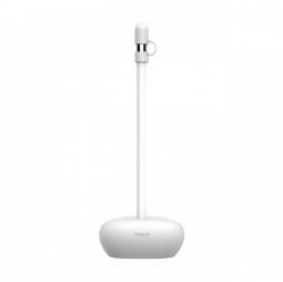 Силиконовая подставка Baseus AP Pencil Silicone holder белый