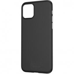 Силиконовый защитный чехол Monarch для Iphone 11 Pro Max (Черный)