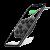 Беспроводное зарядное устройство Baseus Suction Cup Wireless Charger (White)