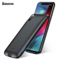 Чехол-аккумулятор Baseus Continuous Backpack 4000 mAh для iPhone X/Xs (Black)