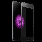 Защитное стекло для iPhone 6/6s полноразмерное  3D черное
