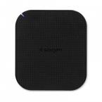 Беспроводная зарядка Spigen Essential F302W Wireless (5W) Черный