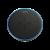 Беспроводное зарядное устройство X-Doria Peebble Fast Charge Black