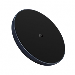 Беспроводное зарядное устройство Xiaomi Wireless Charger Universal Fast Charge Edition WPC01ZM, black