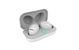 Наушники Bluetooth Monarch T1 Auto Pairing внутриканальные (стерео гарнитура), белые
