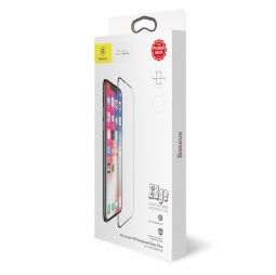 Защитное стекло Baseus 3D Tempered Glass Film 0.2mm iPhone X