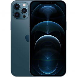 Смартфон Apple iPhone 12 Pro Max, 512GB, «тихоокеанский синий» (MGDL3RU/A)