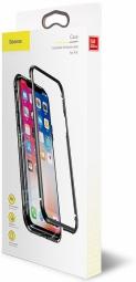 Чехол Baseus magnetite hardware Case IPhone X/Xs черный