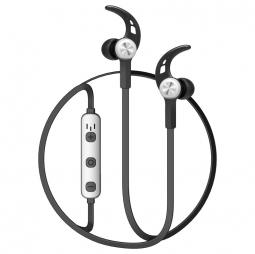 Беспроводные наушники Baseus Encok B11 Licolor Magnet Bluetooth Earphone (NGB11-01) Black-Silver