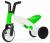 Первый беговел-велобег для самых маленьких Chillafish Bunzi (для детей от 1-1,5 года) (лайм)