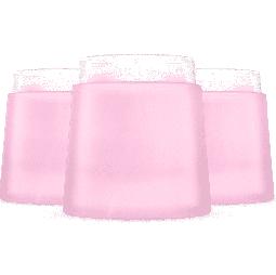 Сменные блоки (3 шт) для дозатора Xiaomi Mi Auto Foaming Hand Wash (Pink)