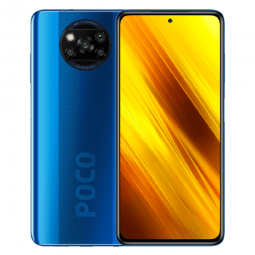 Смартфон Xiaomi Poco X3 NFC 6/128GB Blue Global Version