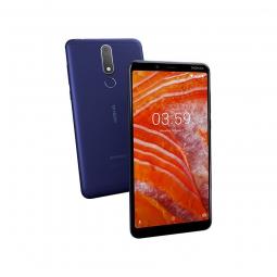 Смартфон Nokia 3.1 Plus 32GB TA-1104 DS Blue (Синий)