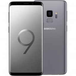 Смартфон Samsung Galaxy S9 64GB (Титан)