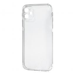 Силиконовый чехол Fashion Case для Apple iPhone 11 прозрачный
