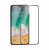 Защитное стекло Baseus Rigid-edge curved-screen Tempered Glass Screen Protecor для iPhone X, XS (матовое)