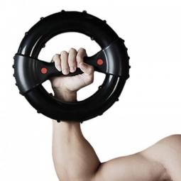 Гироскопический тренажёр Yunmai Eccentric Training Fitness Ring (чёрный)