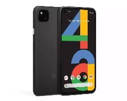 Смартфон Google Pixel 4A 5G 128GB Just Black