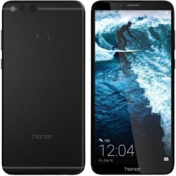 Смартфон Huawei Honor 7X 64Gb Black (черный)