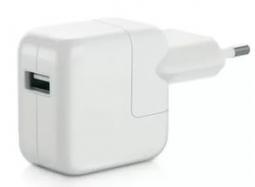Сетевое зарядное устройство Apple, 2.1А,12W MD836ZM/A, для Apple iPad