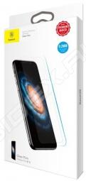 Защитное стекло для Apple iPhone X (Baseus Anti-Bluelight SGAPIPHX-DSB02) (глянцевый)