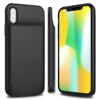 Чехол-Зарядка Rock P41 Power Bank case for iphone X 6000 mah