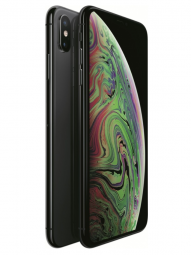 Смартфон Apple iPhone Xs Max 64GB black (серый космос)