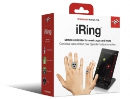 MIDI контроллер IK Multimedia Iring (gray)