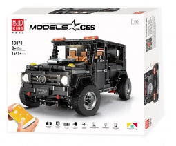 Конструктор Mould King Mercedes-benz Gelandewagen G65 RC APP (13070)