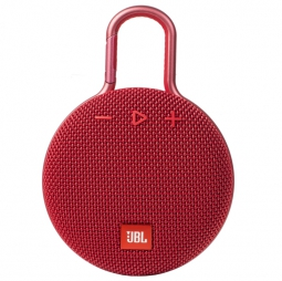 Портативная акустика JBL CLIP 3 Red (красный)