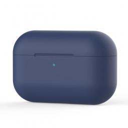Силиконовый кейс для AirPods Pro Usams Green Blue (голубой)