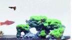 коралл для аквафермы xiaomi geometry ecological fish tank landscaping rockery