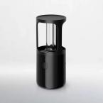 Бактерицидная дезинфекционная лампа Xiaomi Xiaoda UVC Disinfection Lamp Black (ZW2.5D8Y-08)