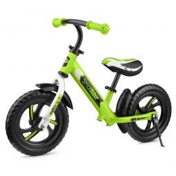 Легкий алюминиевый беговел Small Rider Roadster 2 EVA (зеленый)