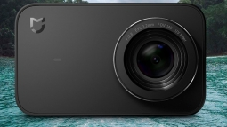 Экшн-Камера Xiaomi 4K MIjia Camera