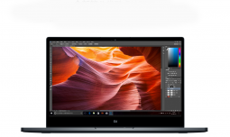 "Ноутбук Xiaomi Mi Notebook Air 13.3"" 2018 (Intel Core i7 8550U 1800 MHz/13.3""/1920x1080/8GB/256GB SSD/DVD нет/NVIDIA GeForce MX150/Wi-Fi/Bluetooth/Windows 10 Home) Silver"
