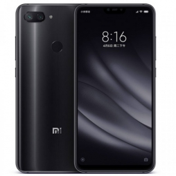 Смартфон Xiaomi Mi8 Lite 6Gb 128Gb Черный Global Version