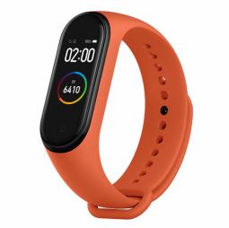 Фитнес браслет Xiaomi Mi Band 4 Heat orange (Оранжевый)