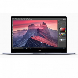 "Ноутбук Xiaomi Mi Notebook Pro 15.6 (Intel Core i7 8550U 1800 MHz/15.6""/1920x1080/8Gb/256Gb SSD/DVD нет/NVIDIA GeForce MX150/Wi-Fi/Bluetooth/Windows 10 Home) Gray"