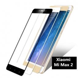 Защитное стекло 3D для Xiaomi Mi max 2
