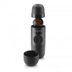 Ручная мини-кофемашина Wacaco (MINIPRESSO-GR), молотый кофе