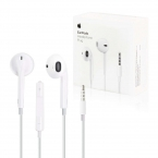 Наушники Apple EarPods 3.5 mm (MNHF2ZM/A) Белый
