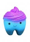 Антистресс игрушка Squishy зуб (Ароматизированная)