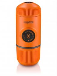 Ручная мини-кофемашина Wacaco (NANOPRESSO-YELLOWPATROL), молотый кофе, оранжевый