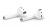 Беспроводные наушники Apple AirPods 2 White с беспроводной зарядкой