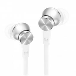 Проводная гарнитура Xiaomi mi in-ear headphones basic белые