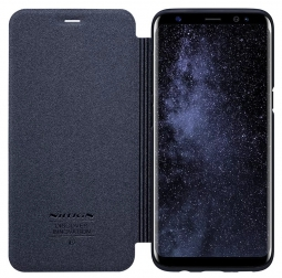 Чехол книжка Nillkin Sparkle leather case для Samsung S8 Plus